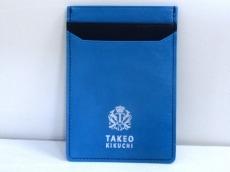 TAKEOKIKUCHI(タケオキクチ)のパスケース