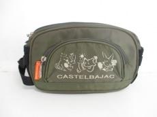Castelbajac(カステルバジャック)/ウエストポーチ