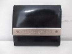 JeanPaulGAULTIER(ゴルチエ)/3つ折り財布