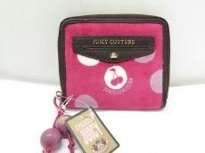 JUICY COUTURE(ジューシークチュール)/2つ折り財布