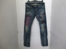 ANDY WARHOL BY HYSTERIC GLAMOUR(アンディ・ウォーホル バイ ヒステリックグラマー)のジーンズ