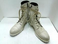 MofM(マンオブムーズ)のブーツ