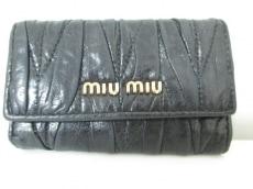miumiu(ミュウミュウ)のギャザー