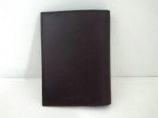ErmenegildoZegna(ゼニア)/手帳