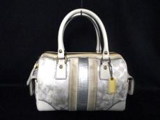 COACH(コーチ)のシグネチャータイダイサッチェルのハンドバッグ