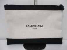 BALENCIAGA(バレンシアガ)のNAVY CLIP Mのクラッチバッグ