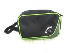 キャロウェイのセカンドバッグ