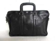 COACH(コーチ)のレキシントン レザー エンバシー ブリーフケースのビジネスバッグ
