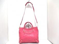 BALENCIAGA(バレンシアガ)のジャイアント ヴェロのハンドバッグ