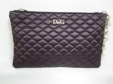 D&G(ディーアンドジー)のポーチ