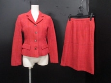 Harris Tweed(ハリスツイード)のスカートスーツ