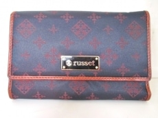 russet(ラシット)/3つ折り財布