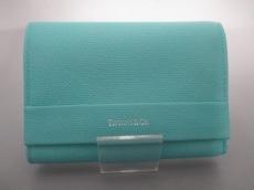 TIFFANY&Co.(ティファニー)/3つ折り財布