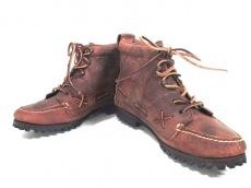 RalphLauren COUNTRY(ラルフローレン カントリー)/ブーツ