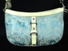 COACH(コーチ)のホースアンドキャリッジのショルダーバッグ