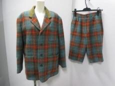 Harris Tweed(ハリスツイード)のレディースパンツスーツ