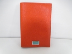 DOLCE&GABBANA(ドルチェアンドガッバーナ)の手帳