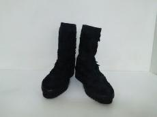 アレックスのブーツ
