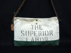 SuperiorLabor(シュペリオールレイバー)/ショルダーバッグ