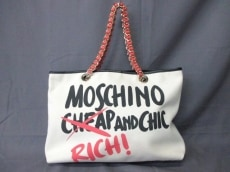 MOSCHINO CHEAP&CHIC(モスキーノ チープ&シック)/トートバッグ