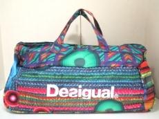 Desigual(デシグアル)/キャリーバッグ
