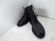 バーカーのブーツ