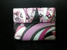 EMILIO PUCCI(エミリオプッチ)/Wホック財布