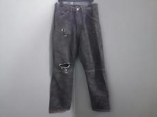スキャナーのジーンズ