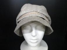 マドモアゼルザザの帽子