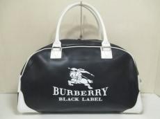 Burberry Black Label(バーバリーブラックレーベル)/ボストンバッグ