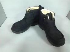 バーバリーロンドンのブーツ