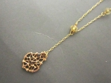 カオルカワカミのネックレス