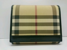 Burberry LONDON(バーバリーロンドン)/3つ折り財布
