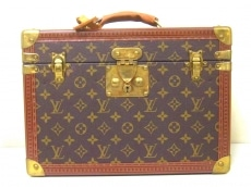 LOUIS VUITTON(ルイヴィトン)のボワットファルマシーのバニティバッグ