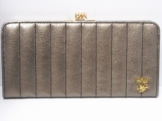 マニキュア フィンガーの長財布