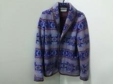 シーグリーンのジャケット