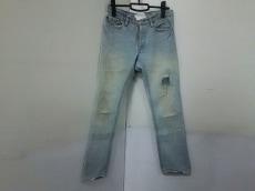 マンオブムーズのジーンズ