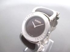 ヴェルサスの腕時計