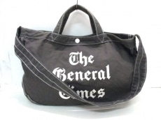 ジェネラルリサーチのトートバッグ
