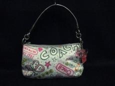 COACH(コーチ)のバンダナ グラフィティ 2WAYバッグのハンドバッグ