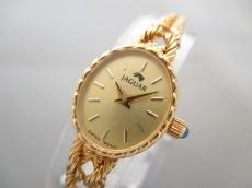ジャガーの腕時計