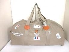 Mademoiselle NON NON(マドモアゼルノンノン)のボストンバッグ