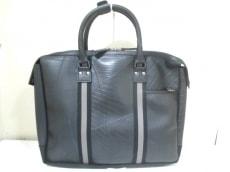 シールのビジネスバッグ