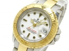 ROLEX(ロレックス)のヨットマスターの腕時計
