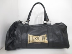 LONSDALE(ロンズデール)のボストンバッグ