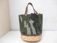 ソレイユマロックのトートバッグ