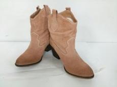 ブランキーニシューズのブーツ