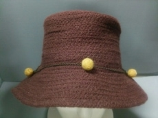 カカトゥの帽子
