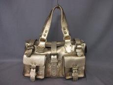 MULBERRY(マルベリー)のロクサンヌのショルダーバッグ