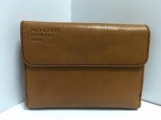 MargaretHowell(マーガレットハウエル)/Wホック財布